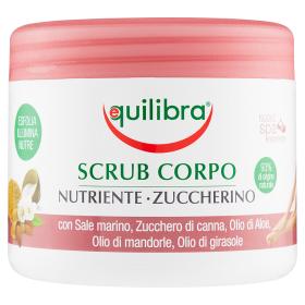 Image of Equilibra Scrub Corpo Nutriente Zuccherino 550 gr 8000137012336