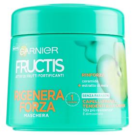 Image of Fructis Rigenera Forza - Maschera per capelli Fragili 300 ml 3600541698550