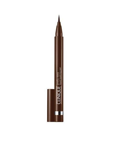 Image of Clinique Pretty Easy Liquid Eyelining Pen - Eyeliner 02 Brown 0020714754099