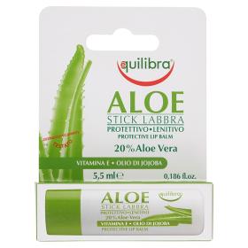 Image of Equilibra Stick Labbra Aloe 8000137010790