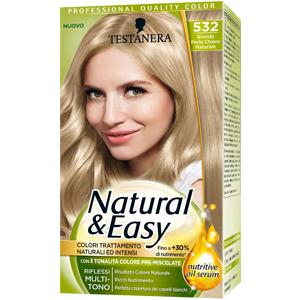 Image of Testanera Tinta Per Capelli Colorazione Permanente Natural   Easy N  532 Biondo Perla 8015700157475 543fe196fec9