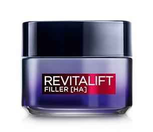 Image of L´Oréal Paris Revitalift Filler [HA] Trattamento Anti-Rughe Notte 50 ml 3600523201594