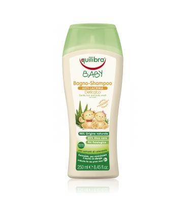 Image of Equilibra Baby Bagno-Shampoo Anti-Lacrima 250 ml 8000137012978