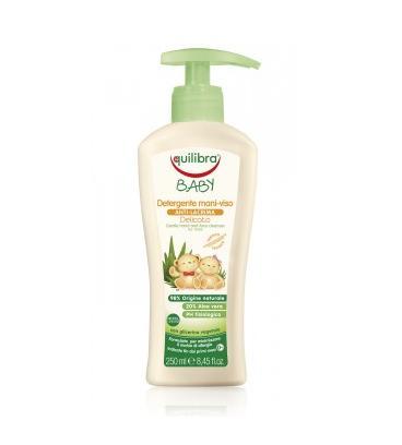 Image of Equilibra Baby Detergente Delicato Mani-Viso 250 ml 8000137013029