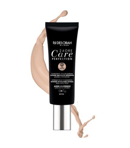 Image of Deborah 24ORE Care PERFECTION - Fondotinta 02 8009518272000