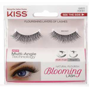 Image of Kiss Blooming Lash - Ciglia Finte KBH01C Peony 0731509659184