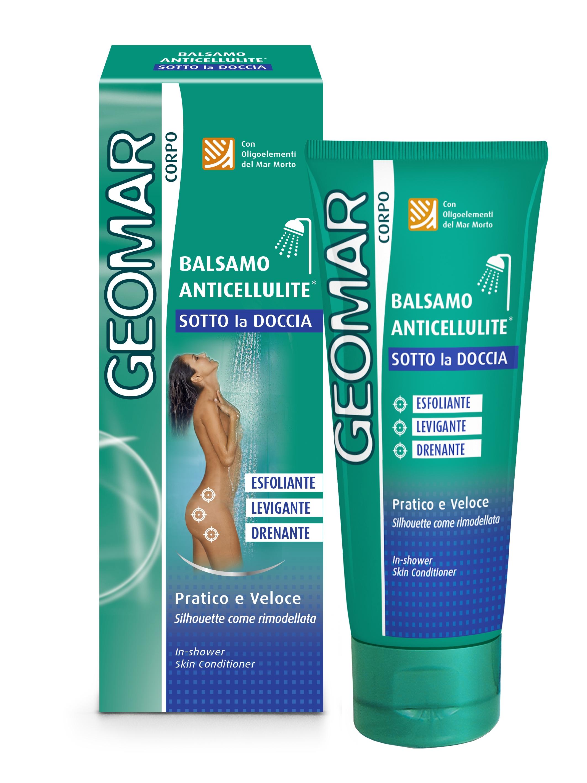 Image of Geomar Balsamo Anticellulite Sotto la Doccia 200 ml 8003510029259