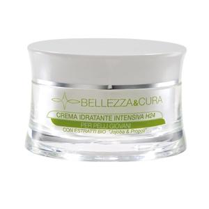 Image of Bellezza&Cura Crema Idratante Intensiva Pelli Giovani H24 50 ml 8051566425747
