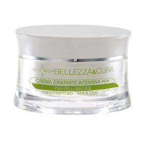 Image of Bellezza&Cura Crema Idratante Intensiva Pelli Mature H24 50 ml 8051566425730