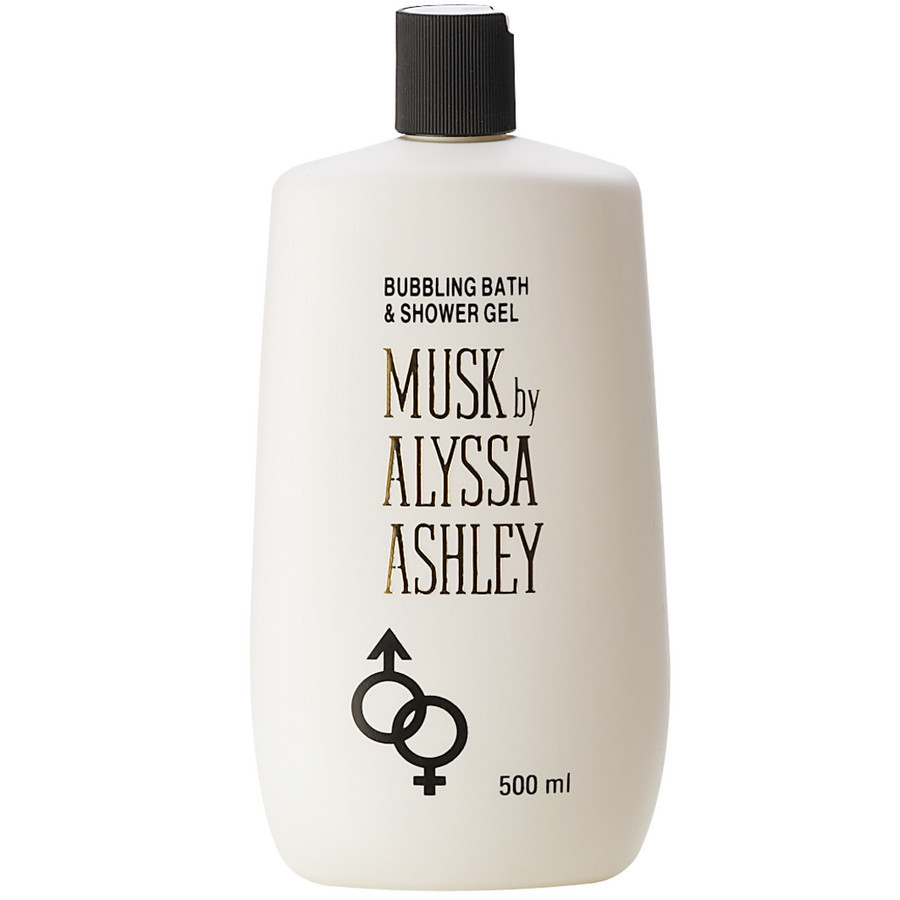 Image For Alyssa Ashley Musk by Alyssa Ashley - Gel Doccia 500 ml
