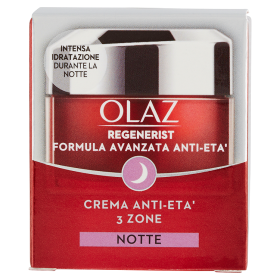 Image of Olaz Regenerist Crema Notte Anti-Età 3 Zone 15 ml 8001090433312