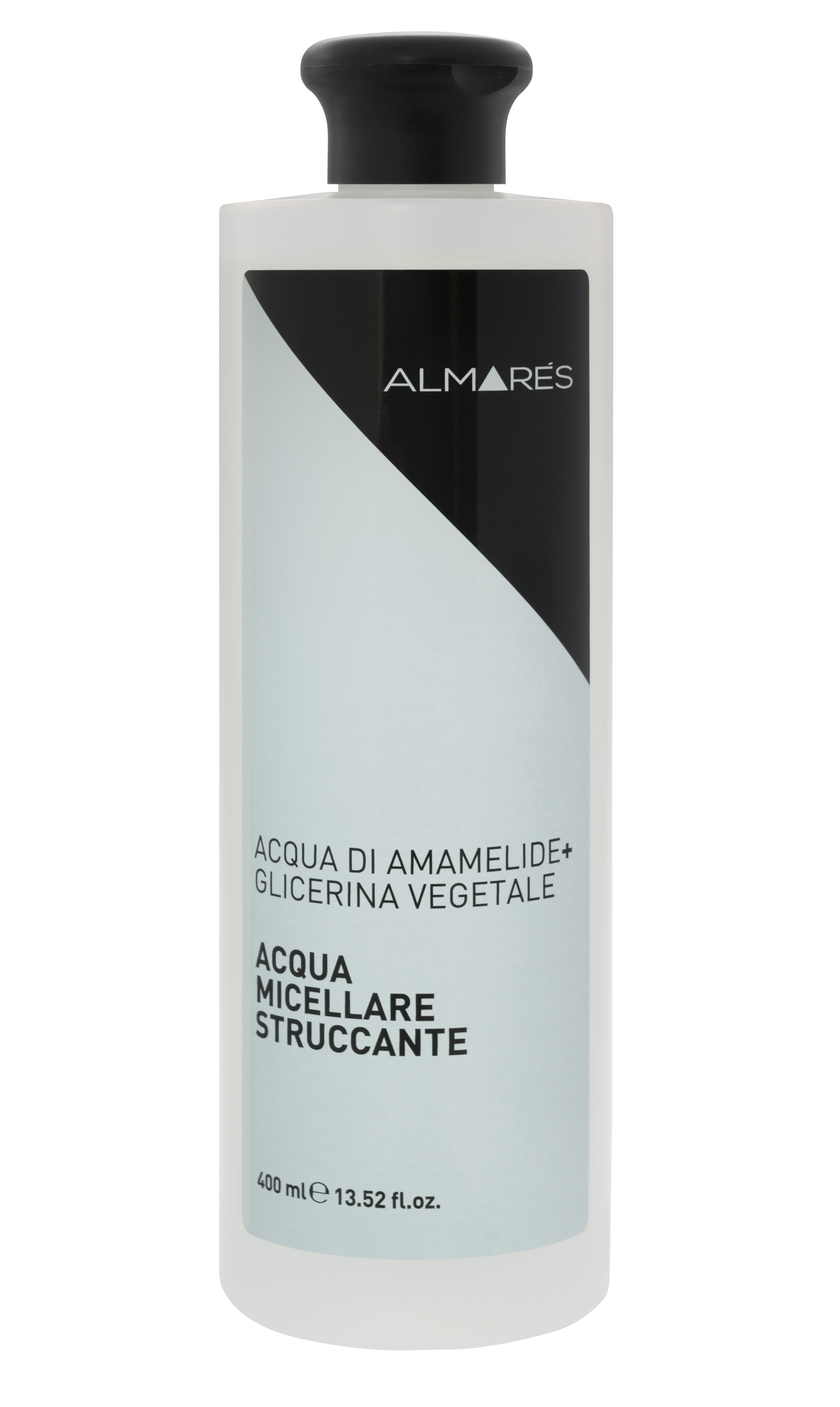 Image of Almarés Acqua Micellare 400ml 8052439842357