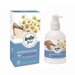 Image of Bolle Bio Detergente Intimo Camomilla e Riso 300 ml 8032649453017
