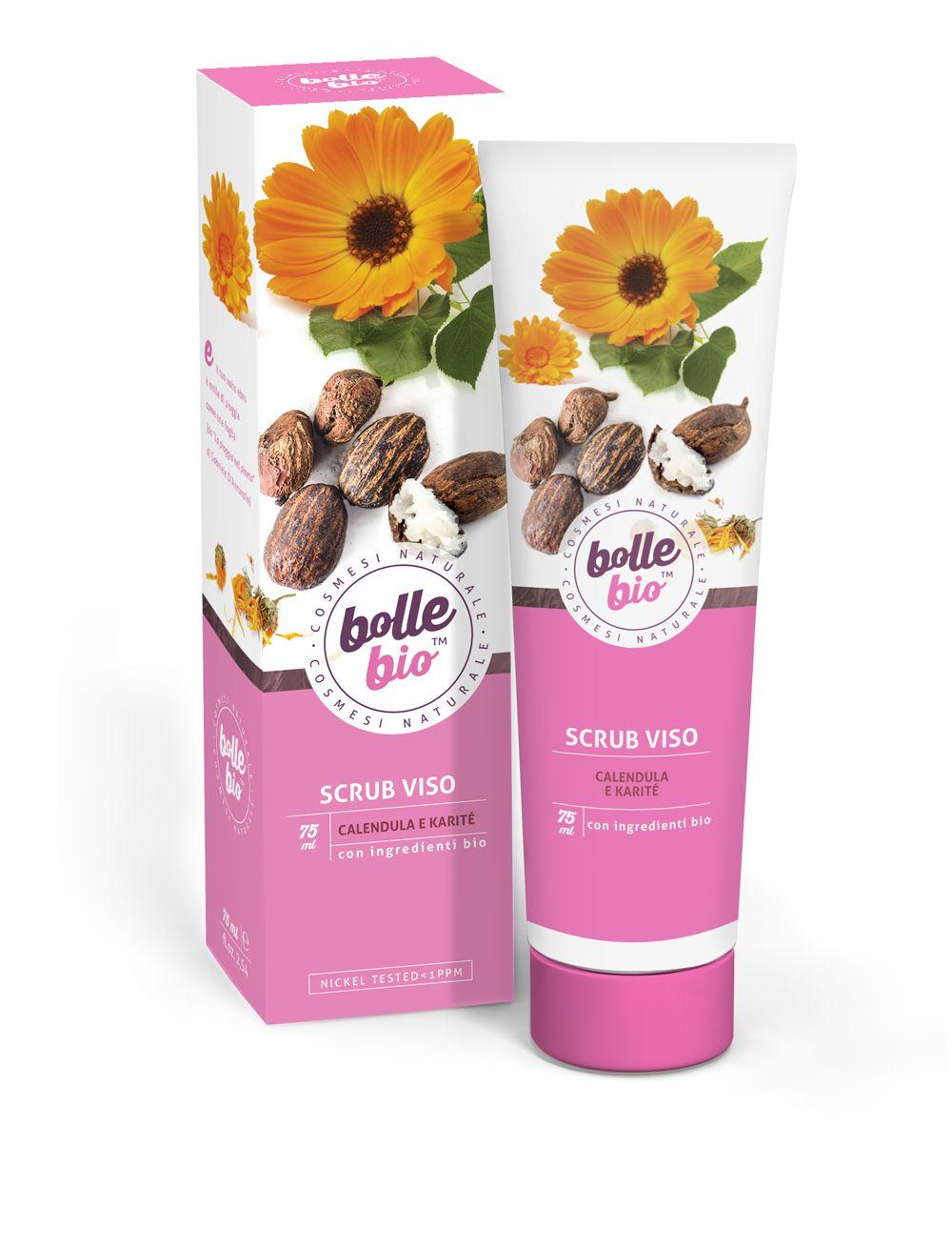 Image of Bolle Bio Scrub Viso 75 ml 8032649453680