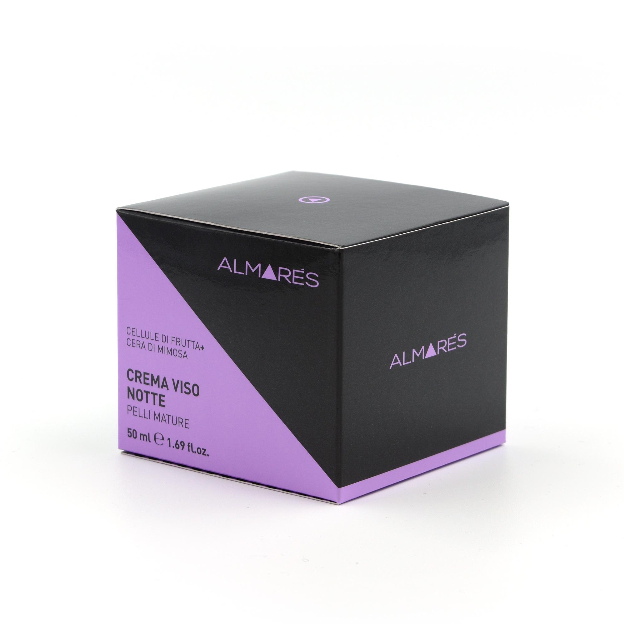 Image of Almarés VITAE crema viso Notte 50ml 8052439842388
