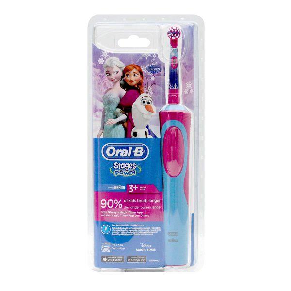 Image of Oral-B Spazzolino elettrico Kids Frozen 4210201154624