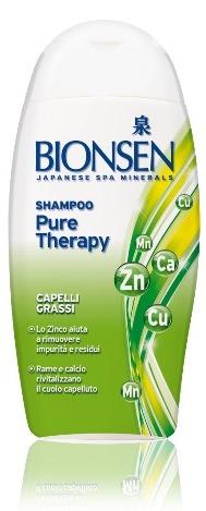 Image of Bionsen Shampoo Per Capelli Grassi 250 Ml 80444824