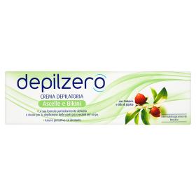 Image of Depilzero Crema Depilatoria Ascelle e Bikini 75 ml 8004020587048