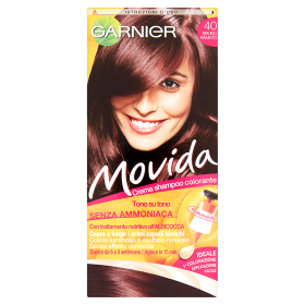 Movida shampoo colorante senza ammoniaca