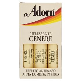 Image of Adorn Riflessante Cenere 3 x 20 ml 8009180190046