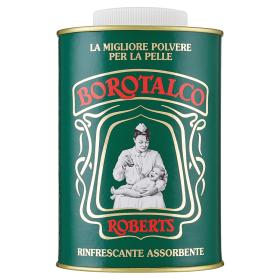 Image of Roberts Borotalco Talco in Polvere Barattolo 500 g 8002410040012