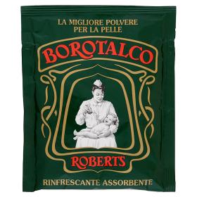 Image of Roberts Borotalco Talco in Polvere Busta 100 g 8002410040043