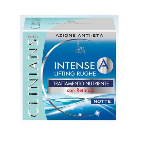 Image of Clinians Intense A Lifting Rughe Notte 50 ml 8003510008698