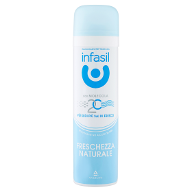 Image of Infasil Deodorante Spray Freschezza Naturale 150 Ml 5011321928534