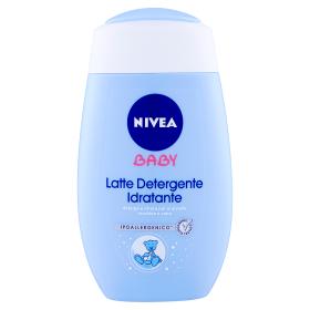 Image of Nivea Baby Baby Latte Detergente Idratante 200 ml 4005900805621