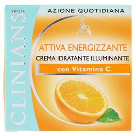 Image of Clinians Attiva Energizzante Crema Idratante Illuminante con Vitamina C 50 ml 8012310028805