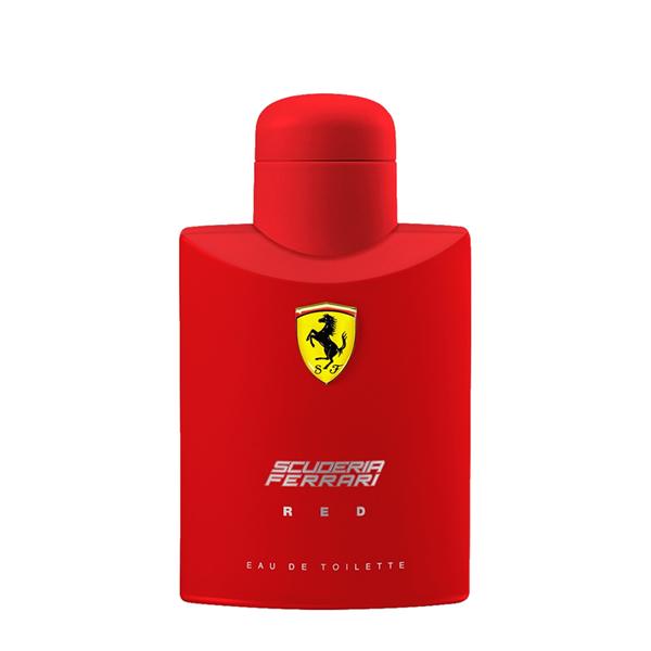 Image of Ferrari Red - Eau de Toilette 125 ml 0767418136638