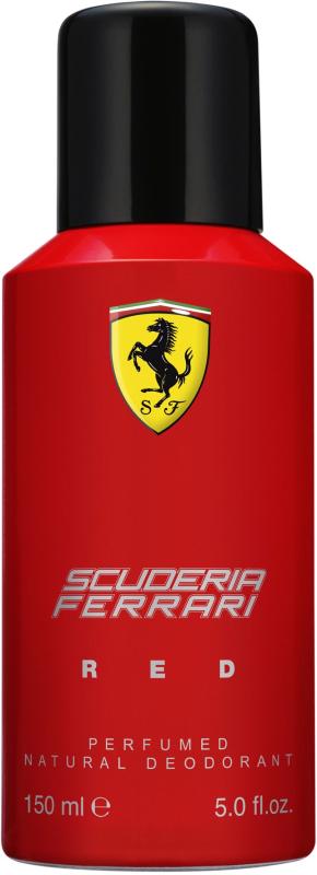 Image of Ferrari Red - Deodorante 150 ml VAPO 8002135111530