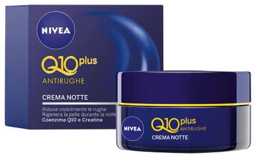 Image of Nivea Q10 Plus Antirughe Crema Notte 50 ml 4005808812899