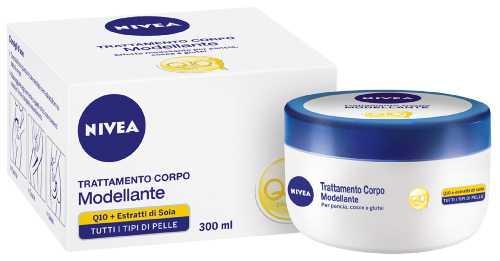 Image of Nivea Q10 Plus Trattamento Corpo Modellante 300 ml 4005808818921