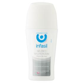 Image of Infasil Neutro Tripla Protezione Deodorante Roll-On 50 ml 5000174334623