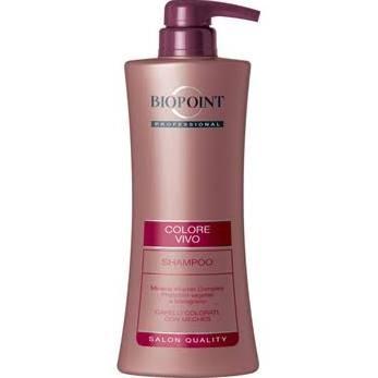 Image of Biopoint Shampoo Per Capelli Colore Vivo 400 Ml 8007376004986