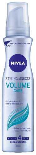 Image of Nivea Styling Mousse Volume 150 ml 4005808868834