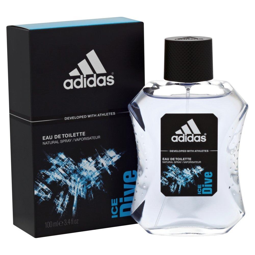 Image of Adidas Ice dive - Eau de Toilette 100 ml 3412248801009