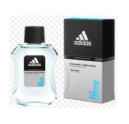 Image of Adidas Ice Dive - After Shave 100 ml 3412242630155