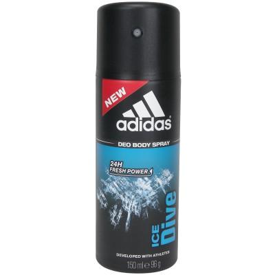 Image of Adidas Ice Dive - Deodorante 150 ml VAPO 3412248831006