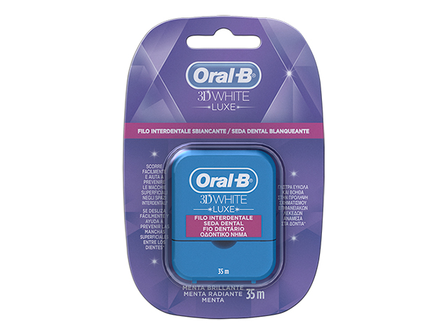 Image of Oral-B 3D Luxe - Filo Interdentale 35 mt 4015600802592