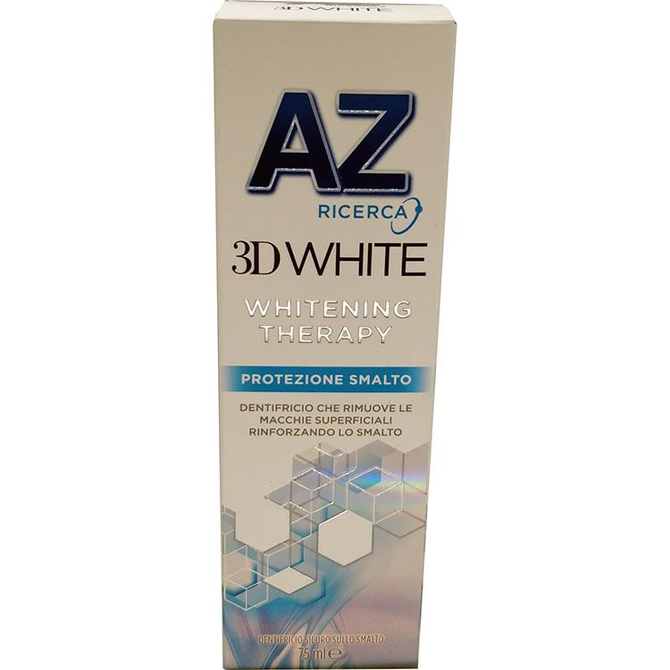 Image of Az 3d White protezione smalto - dentifricio 75 ml 8001090628121