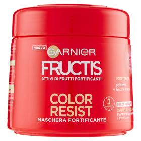 Image of Fructis Color Resist - Maschera per Capelli Colorati 300 ml 3600540160553
