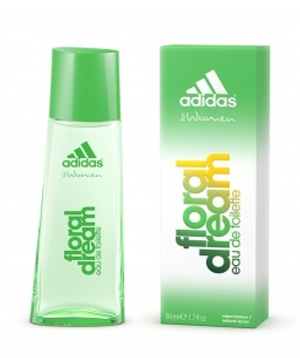 Image of Adidas Floral Dream - Eau de Toilette 50 ml 3412244310024
