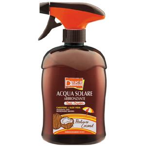 Image of Delice Solaire Acqua Solare Profumo Coconut 500 ml 8004120040405