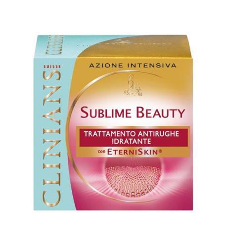 Image of Clinians Sublime Beauty Trattamento Antirughe Idratante 50 ml 8003510020072