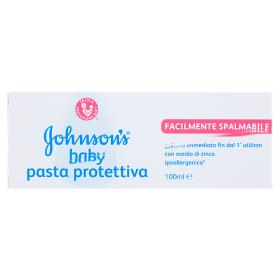 Image of Johnson's Baby Pasta Protettiva 100 ml 3574660494129