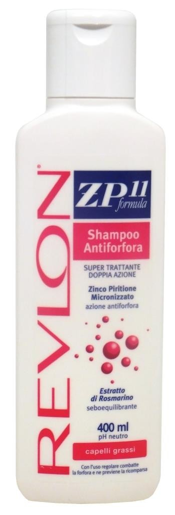Image of Revlon ZP 11 Shampoo Antiforfora Capelli Grassi 400 ml 5000386295248