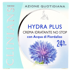 Image of Clinians Hydra Plus Crema Idratante No Stop 50 ml 8003510008049