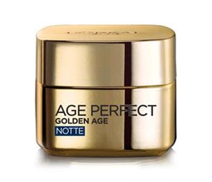 Image of L´Oréal Paris Age Perfect Golden Age Trattamento Ricco Fortificante Notte Pelli Molto Mature 50 ml 3600520959856